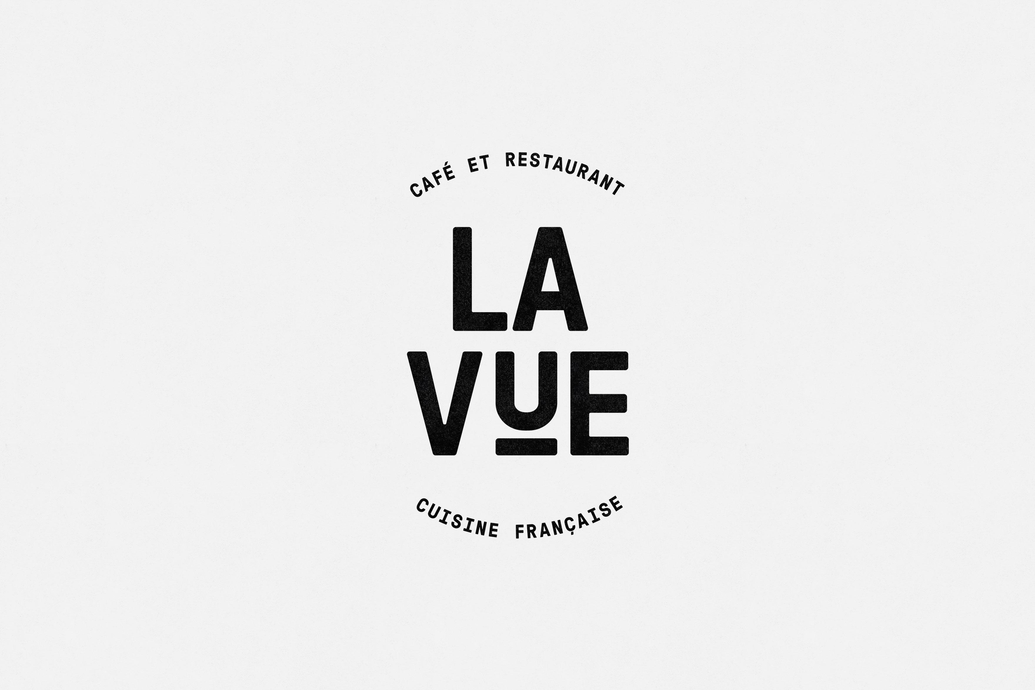 La Vue - Logotyp